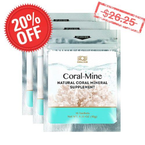 coral mine coral club